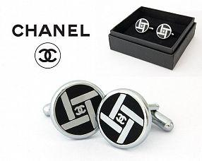 Запонки Chanel  №218
