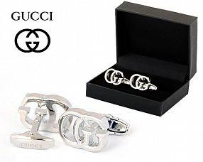 Запонки Gucci  №407