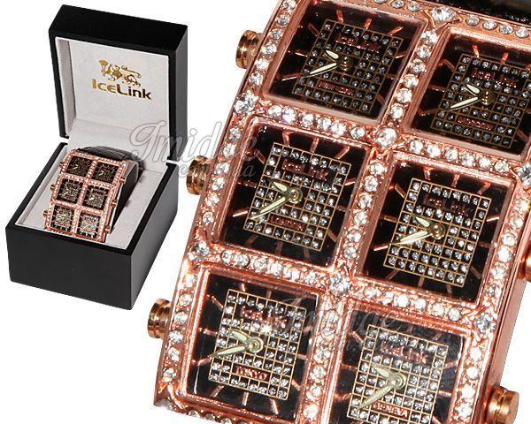 Унисекс часы IceLink  №MX0756