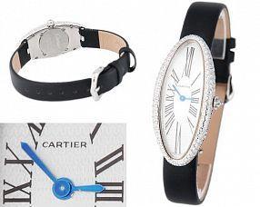 Женские часы Cartier  №M2775