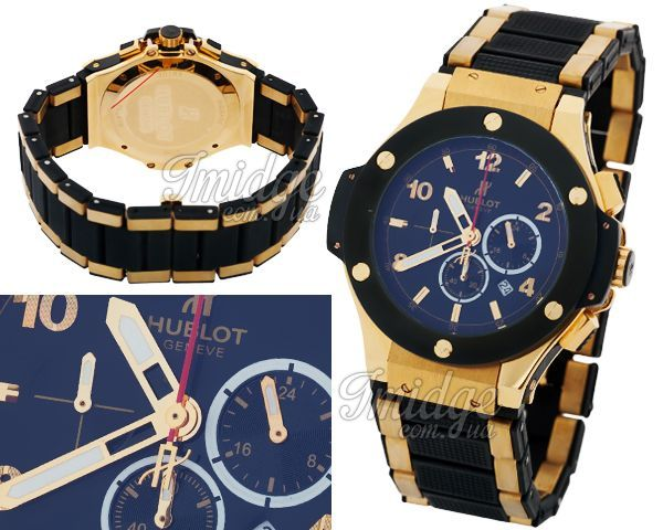 Мужские часы Hublot  №MX2578