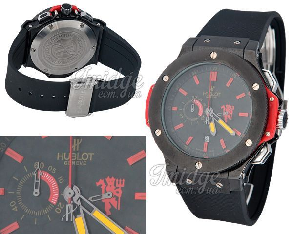 Мужские часы Hublot  №N0370