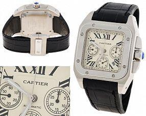 Копия часов Cartier  №M3719