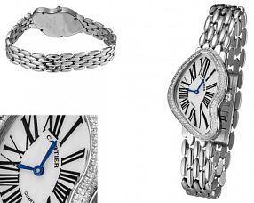 Женские часы Cartier  №MX3726