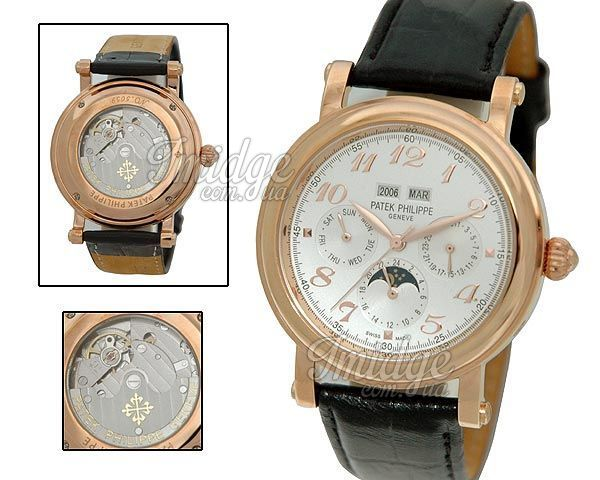 Мужские часы Patek Philippe  №MX2479