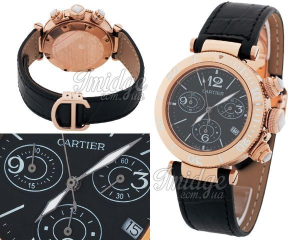 Унисекс часы Cartier  №MX2587