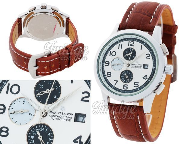 Мужские часы Maurice Lacroix  №MX2697