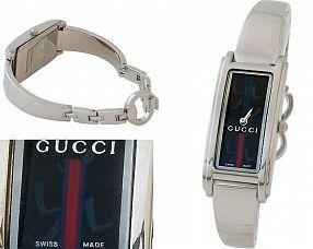 Женские часы Gucci  №S2082-1