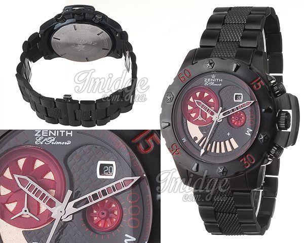 Мужские часы Zenith  №MX1241