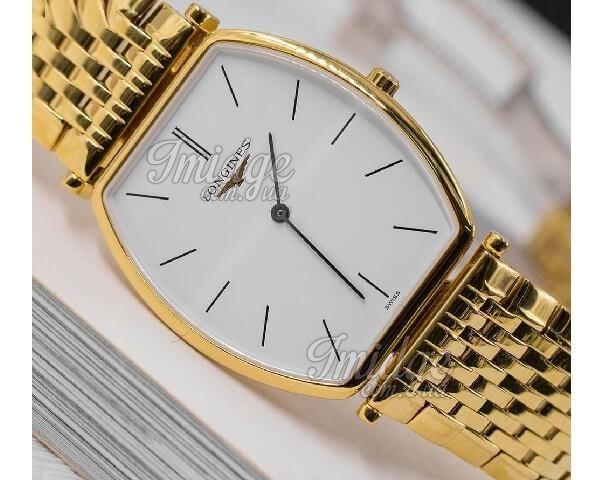 Часы Longines La Grande Classique Tonneau 22 Yellow