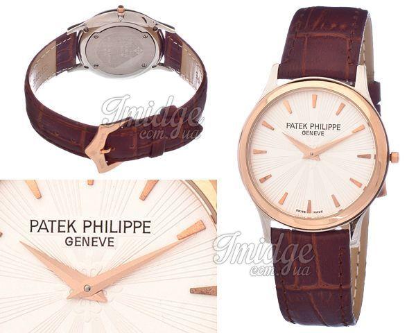 Мужские часы Patek Philippe  №MX1573