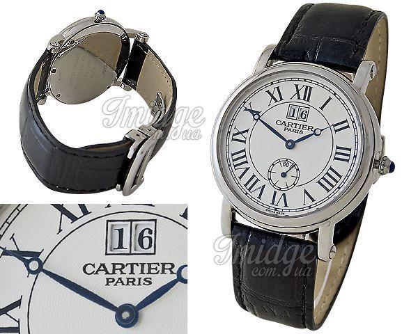 Копия часов Cartier  №C0199-1
