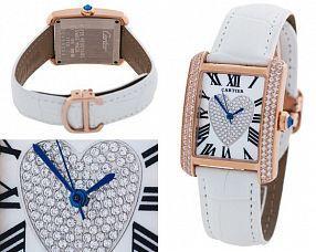 Женские часы Cartier  №N2369