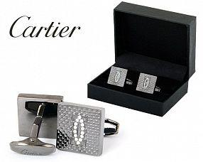 Запонки Cartier  №433