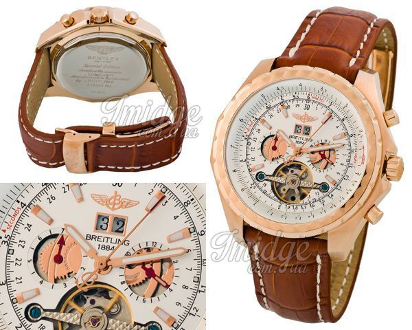 Мужские часы Breitling  №MX1582