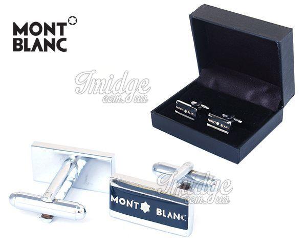 Запонки Montblanc  №460