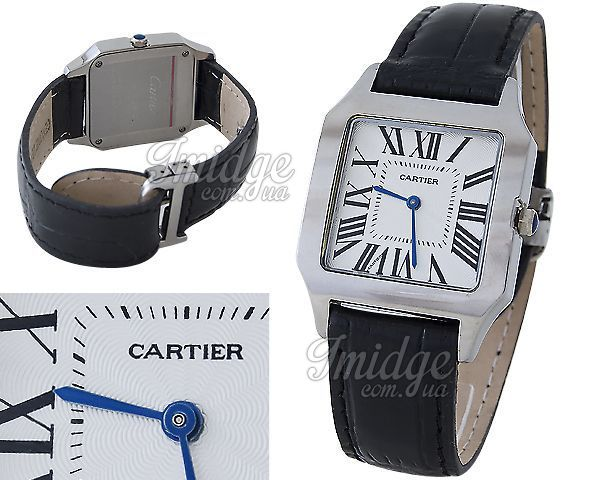 Мужские часы Cartier  №C0155