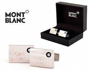 Запонки Montblanc  №326