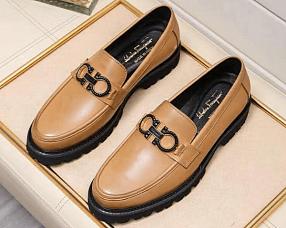 Туфли Salvatore Ferragamo Модель №F153