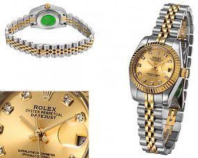 Женские часы Rolex  №MX3729