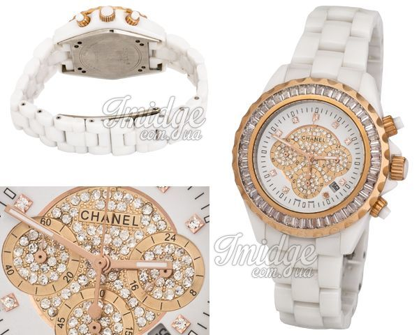Женские часы Chanel  №MX1219