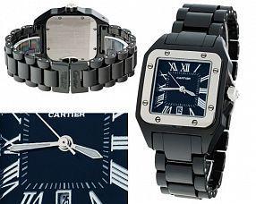 Копия часов Cartier  №N1785