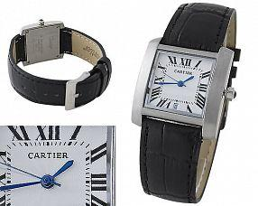 Мужские часы Cartier  №C0163
