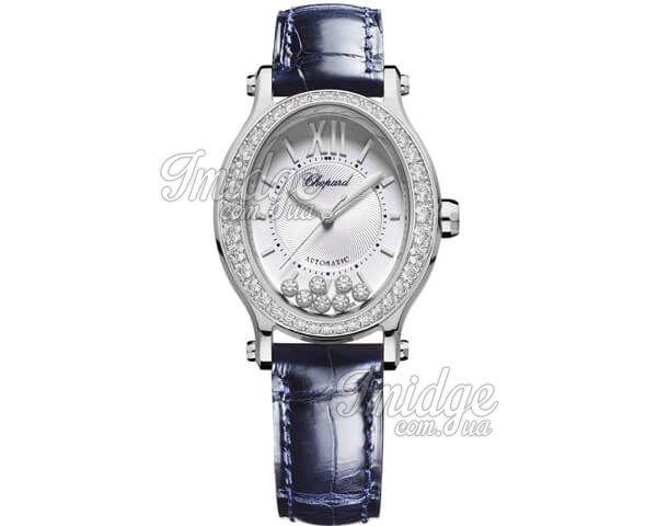Часы Chopard Happy Sport Oval 7 Diamonds