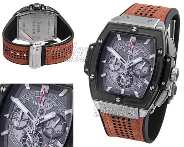 Мужские часы Hublot  №N2697