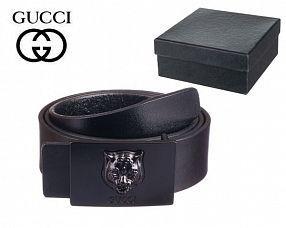 Ремень Gucci  №B076