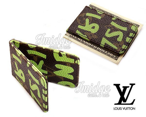 Зажим для денег Louis Vuitton  Z0001