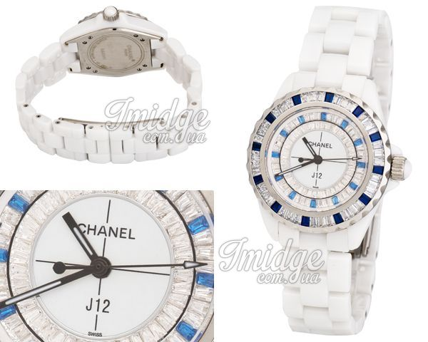 Женские часы Chanel  №MX1222