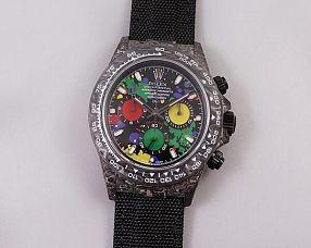 Мужские часы Rolex Модель №MX3632 (Carbon Motley)