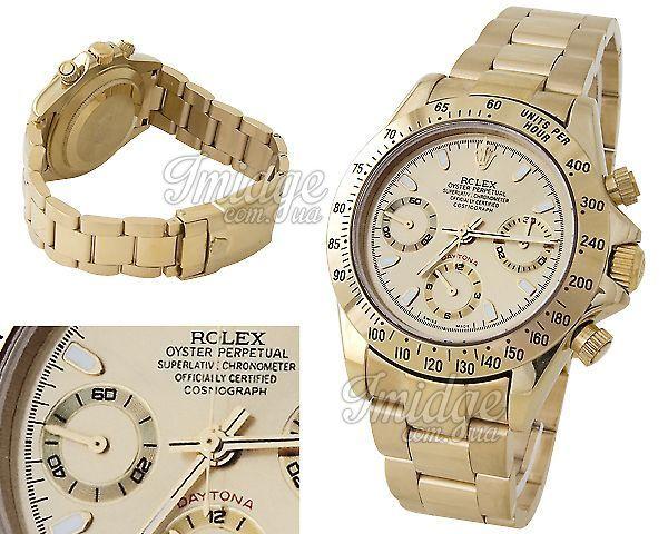 Мужские часы Rolex  №M3772