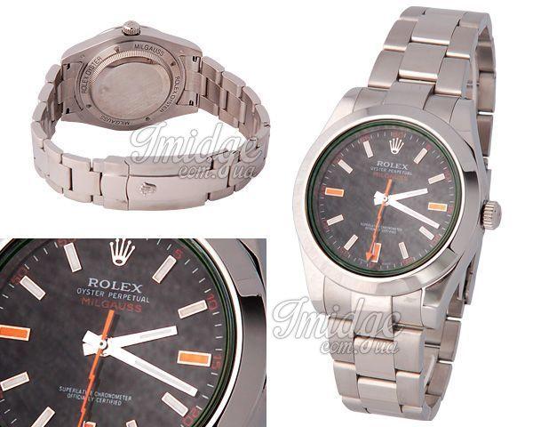 Мужские часы Rolex  №MX0722