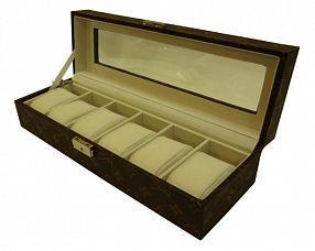 Коробка для часов Louis Vuitton  №1132