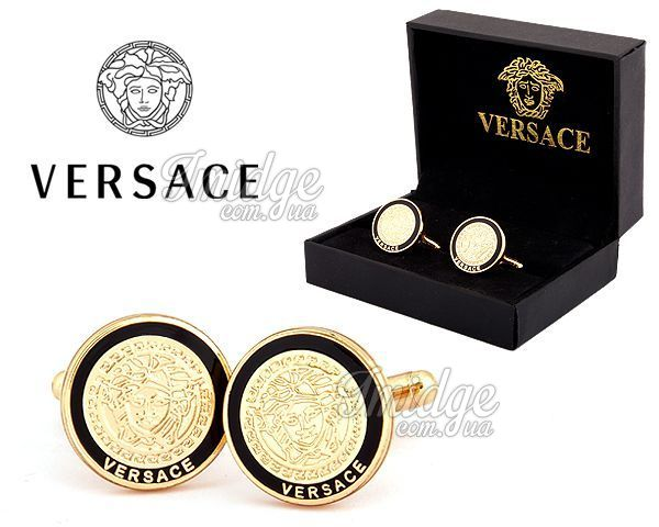 Запонки Versace  №317