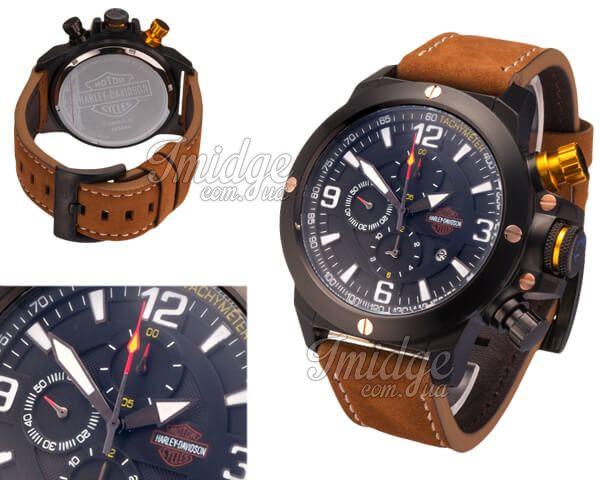 Часы Harley-Davidson - Оригинал №MX3481