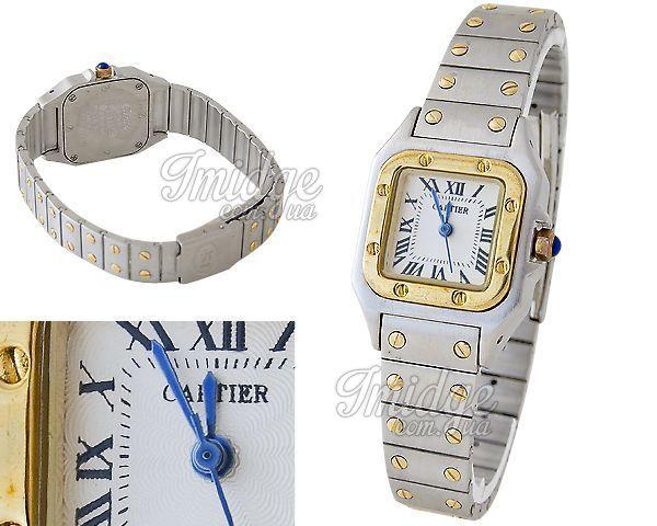 Женские часы Cartier  №C0130
