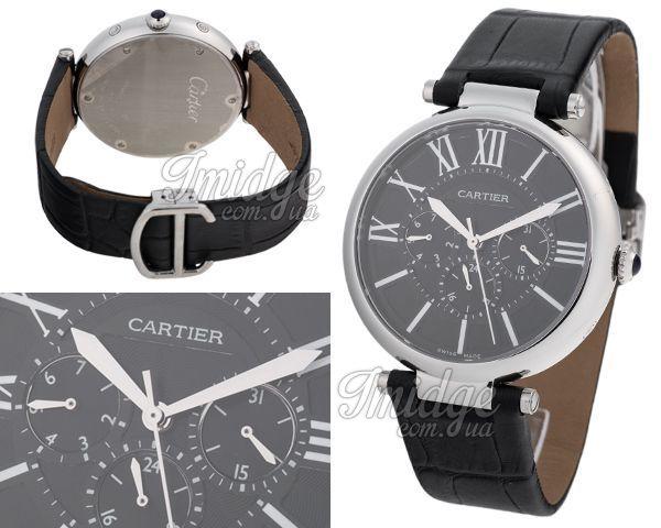 Мужские часы Cartier  №MX1916