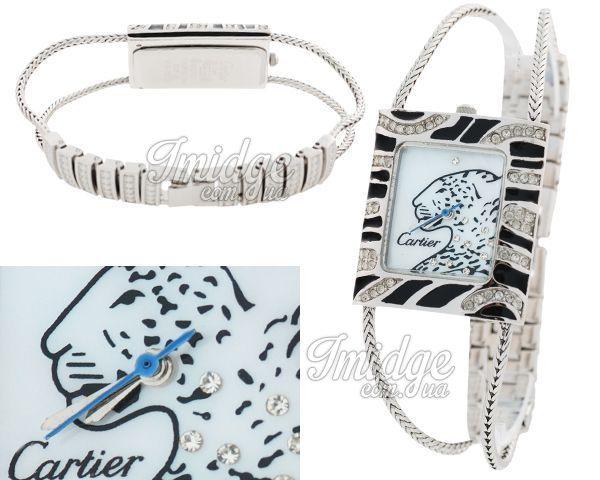 Женские часы Cartier  №MX2376