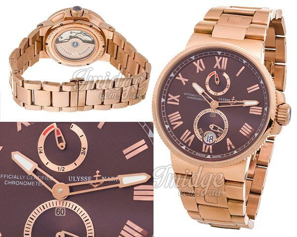 Мужские часы Ulysse Nardin  №MX2899