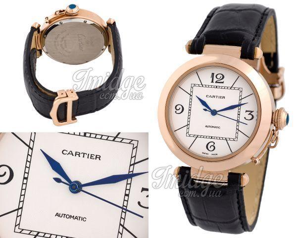 Унисекс часы Cartier  №MX1171