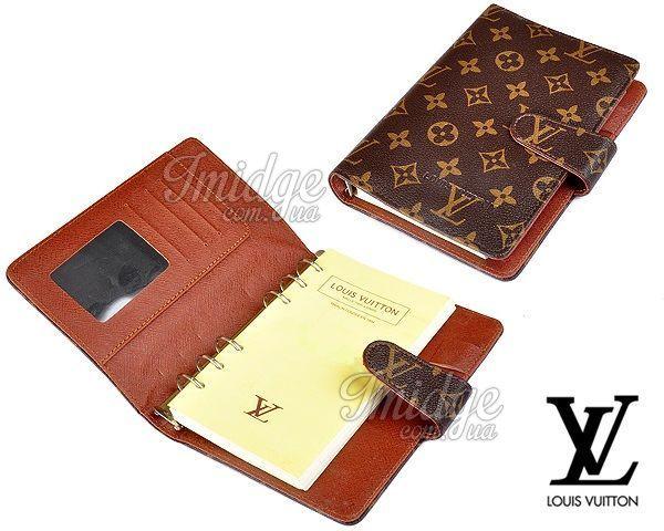 Блокнот Louis Vuitton  №O002