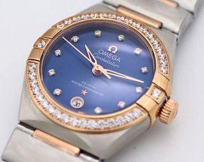 Женские часы Omega  №MX3679