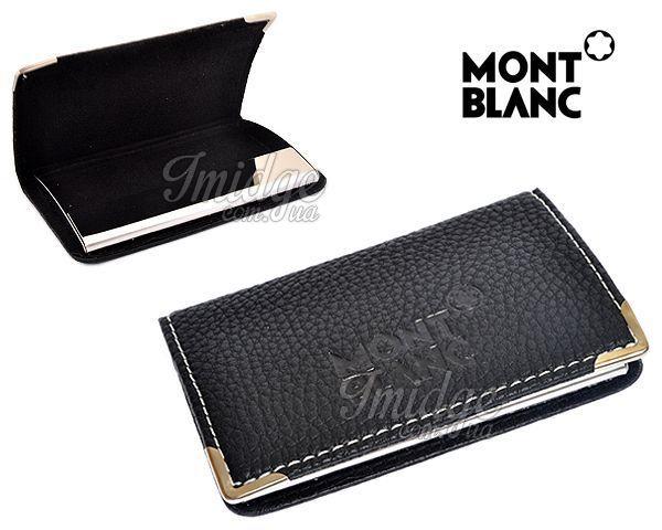 Визитница Montblanc  №C016