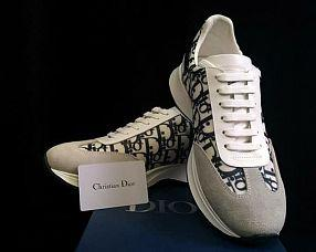 Мужские кроссовки Christian Dior Модель №F005