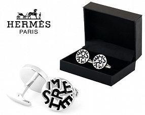 Запонки Hermes  №443