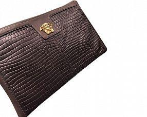 Клатч-барсетка Versace  №S598