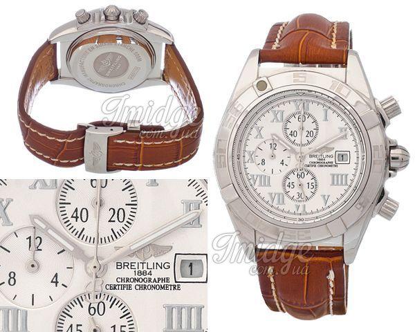 Мужские часы Breitling  №N0933